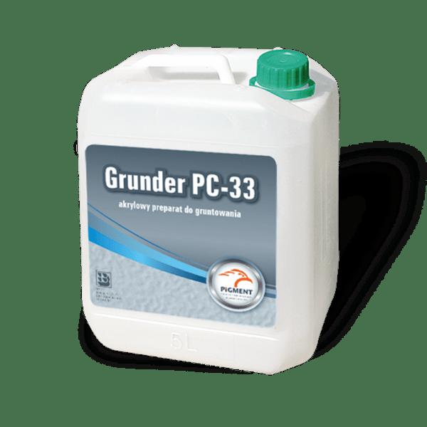 Grunder PC-33