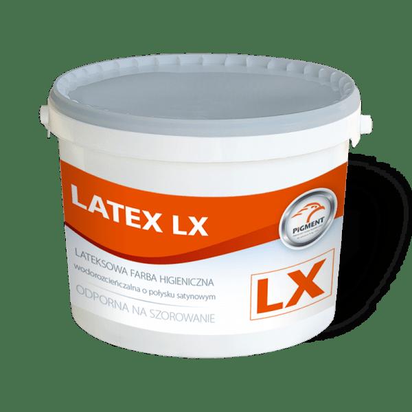 Latex LX Ag