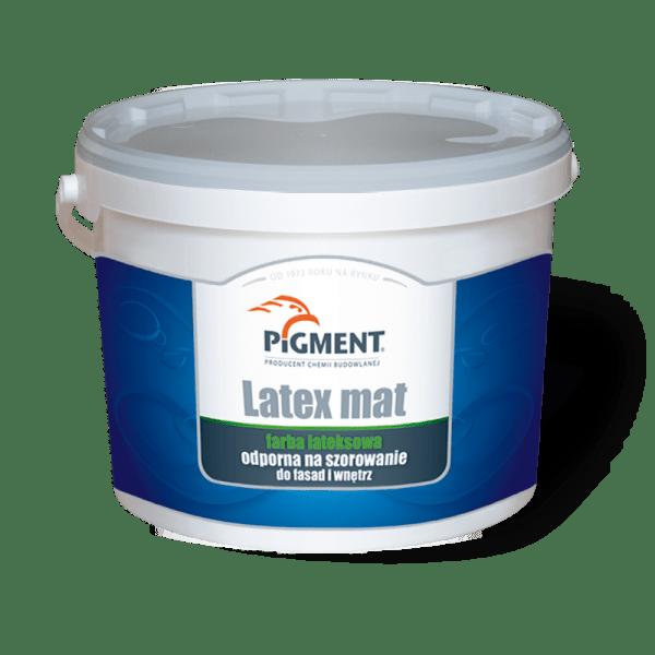 Latex mat
