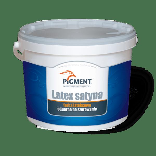Latex satyna