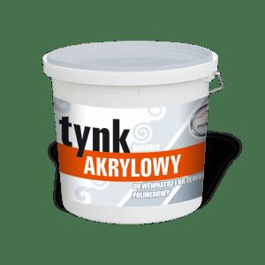 Tynk akrylowy